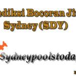 Prediksi Bocoran Togel Sydney (SDY) Hari Ini Senin 15-06-2020